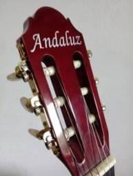 Violão Andaluz com capa