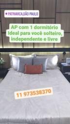 Apartamento Penha com 1 dorm ideal pra casal ou solteiro| Minha casa Minha vida