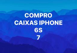 Caixa IPhone 6S e 7