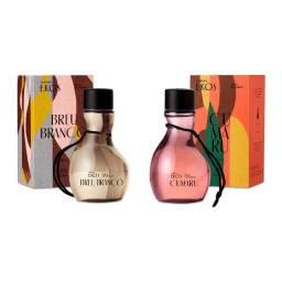 Miniáguas Perfumadas 80ml Ekos Natura R$ 35,00 cada *Breu branco *Cumaru