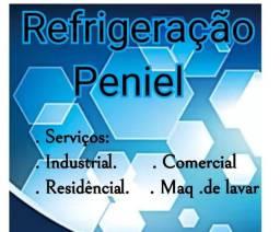Estalaçoes e manutenção de aparelho de ar condicionado, geladeira , freezerr