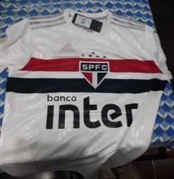 Camisa do São Paulo F. C. 2020/2021 - ORIGINAL.