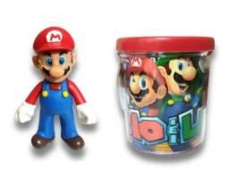 Título do anúncio: Boneco Super Mario Bros Nintendo Kart + Caneca Personalizada - Loja Natan Abreu Serra