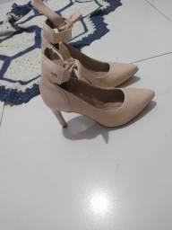 Vendo sapato numeração 37/38