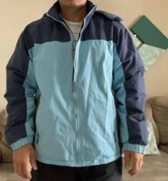 Título do anúncio: Casaco Impermeável Para Frio - Tex Man ( Pouco Uso )