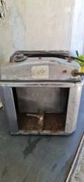 Fritadeira Agua e óleo Inox 18 Litros