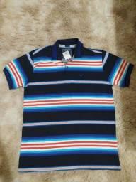 Camisa polo - Tamanho GG
