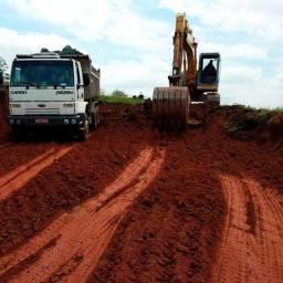 Terraplanagem, Corte e Limpeza de Terreno