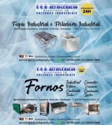 Manutenção em equipamentos gastronômicos e Projetos de Engenharia Rio de Janeiro