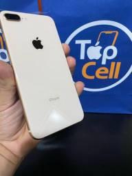 iPhone 8 Plus 256G ESTADO DE NOVO ( SAÚDE BATERIA 100% )