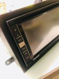 DVD pioneer F960BT - com moldura Onix