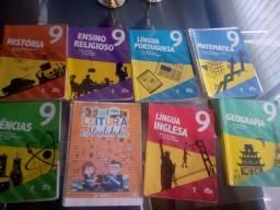 Livros 9 ano Escola Adventista