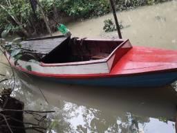 Canoa, motor tobata 23