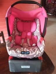 Bebê Conforto Feminino com Base de Segurança para Carro