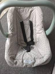 Bebê conforto e suporte de banheira