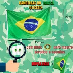 Título do anúncio: 3 por 55 Bandeira do Brasil promoção
