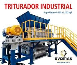 Triturador Industrial Evomak