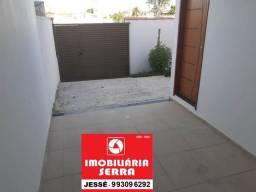 JES 030. Vendo casa nova em Jacaraípe há 2km da praia. Área útil 60M², Área total 100M²