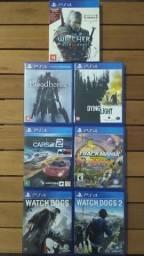 Jogos Playstation 4 - Cada