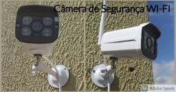 Super Câmera WI-FI HD controlada pelo celular