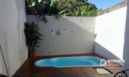 Casa com 2 dormitórios à venda, 70 m² por R$ 100.000,00 - Parque Residencial Santana - Sar
