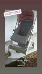 Carrinho de bebe seminovo