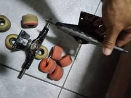 Skate-Peças usadas vendo