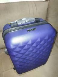 Mala de viagem - fibra - 10 kg