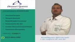Fisioterapia Domiciliar