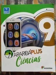 Livro de Ciências Araribá Plus 5a ed