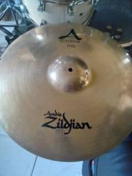Crash Avedis Zildjian A Custom 19 polegadas