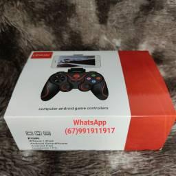 Controle Joystick de jogos para celular Bluetooth