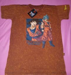 Blusa Goku Dragon Ball Z