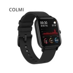 Relógio Inteligente Smartwatch Colmi P8 Preto