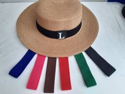 Chapéus Paris com faixa personalizada