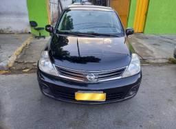 Nissan tiida sedan 1.8 16v flex 10/11