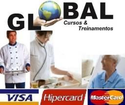 Curso de Copeira Hospitalar Global