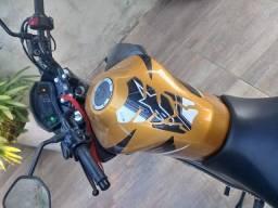 Troco por moto de menor valor