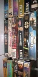 Fitas VHS variadas originais