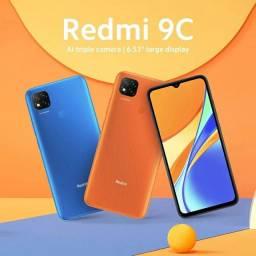 Xiaomi Redmi 9c 3GB Ram 64GB Lacrado