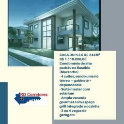 Casas personalizadas no Eusébio