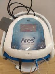 Título do anúncio: ares ibramed - aparelho de carboxiterapia c/ gás aquecido e corrente high volt