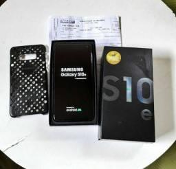 Galaxy S10e Completo Android 11 Apenas Troco