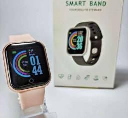 Relogio Inteligente Smartwatch D20 2021