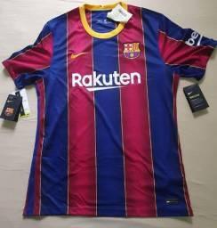 Camisa Barcelona Oficial Nike Masculina
