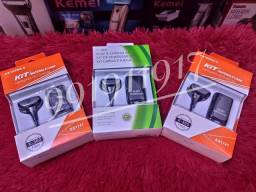 Kit Carregador e Bateria Xbox 360