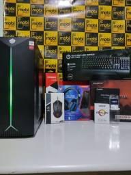 Pc Gamer Amd  3000G / Rodando Vários Jogos / Promoção / Mousepad brinde / Leia o Anuncio/