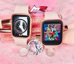 Relógio Smartwatch IWO MAX 2.0 Faz e Recebe Ligações, Põe foto na Tela e Muito Mais...