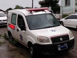 Ambulância Fiat Doblo Jaedi