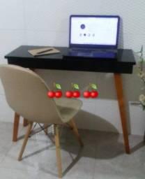 Rack aparador escrivaninha 90x80 estilo retrô SOB ENCOMENDA